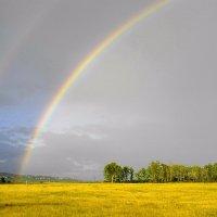 Две радуги. :: Лия ☼