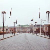 Стокгольм, небо серое с белой проседью :: Swetlana V