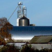 крыши и строения :: павел бритшев