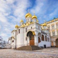 Благовещенский собор Московского Кремля :: Юлия Батурина