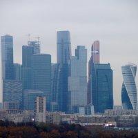 Москва-Сити. :: Андрей Иванов
