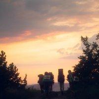 Уход в закат :: Иван Мингазов