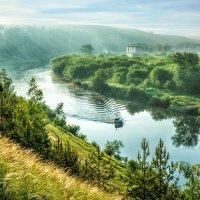 Летнее утро :: Владимир Чуприков