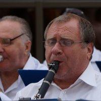А у нас сосед играет на кларнете и трубе. :: Anatol Livtsov