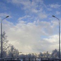 Добро пожаловать в зиму :: Светлана marokkanka