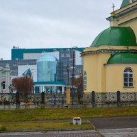 Архитектура. смешение.... :: Андрей + Ирина Степановы