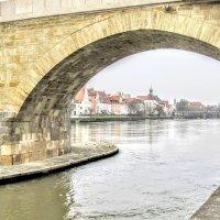 Регенсбург,Бавария :: tgtyjdrf