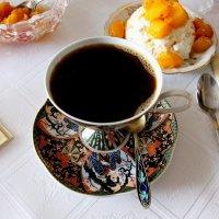 Утрениий кофе :: Надежд@ Шавенкова