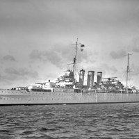 """HMS London"", heavy cruiser.1937. :: Александр"