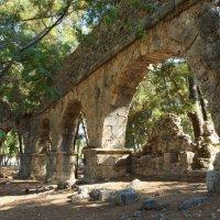 Руины античного города Фаселис :: Наталья Т