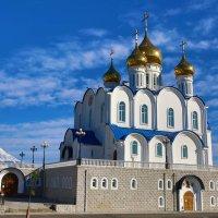 Храм Петропавловск-Камчатский :: Виктор