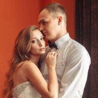 Слияние двух сердец :: Елена Широбокова