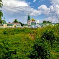 Валдай. Иверский монастырь :: Moscow.Salnikov Сальников Сергей Георгиевич