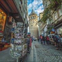 Путь к Галатской башне :: Ирина Лепнёва