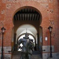 Памятник Сервантесу в Толедо. :: ИРЭН@ .