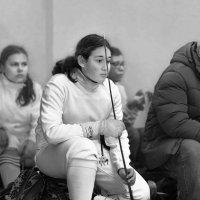 В ожидании поединка :: Владимир Горячев