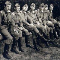 Лагерные сборы в августе 1988 года :: Сергей Порфирьев