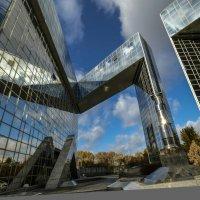 здание Eutelsat (2) :: Георгий А