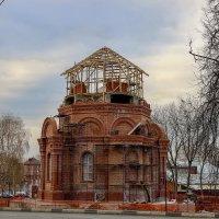 Храм Святого Великомученика Георгия Победоносца. :: Анатолий. Chesnavik.