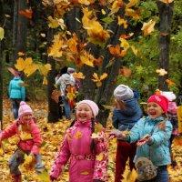Детское счастье! :: Виктор Колмогоров