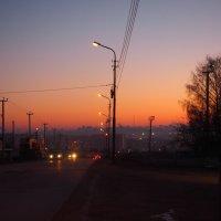 Рассвет. :: Ильсияр Шакирова