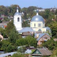 крыши :: Дмитрий Солоненко