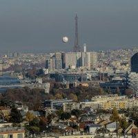 общий вид Парижа (1) :: Георгий