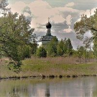 Храм на острове :: Вячеслав Маслов