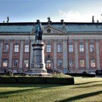 """Стокгольм """"Riddarhuset"""" Дворянское собрание :: Swetlana V"""
