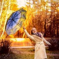 Леди осень :: Ирина Карябкина
