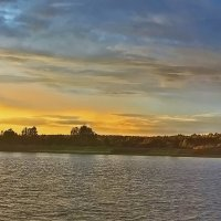 Вечер над Свирью :: Nikolay Monahov