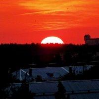 Солнце красное скоро скроется :: Raduzka (Надежда Веркина)