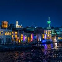ночной старый Дубай :: Георгий А