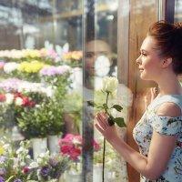 Целое море цветов... :: Андрей Пугачев