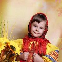Русская красавица :: Мария