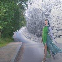 из зимы в лето :: Наталия П