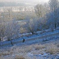 Зимние забавы сибиряков :: Екатерина Торганская