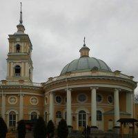 Храм Святого Пророка Илии на Пороховых :: Елена Павлова (Смолова)