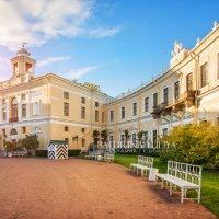 Солнечный дворец :: Юлия Батурина