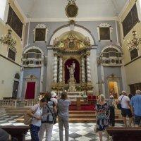 Церковь Святого Спасителя в Дубровнике.Хорватия :: leo yagonen
