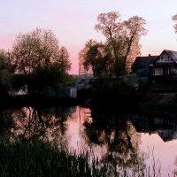Розовый закат :: Жанна