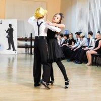 В танце! :: Юлия Закопайло