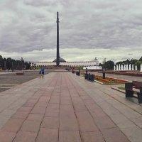 1.парк Победы в Москве :: Николай Мартынов