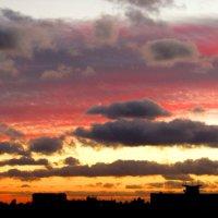 Все краски заката :: Андрей Снегерёв