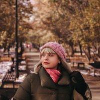 Девушка в осени :: Ольга Фотограф