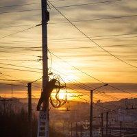 Сейчас, солнце починим :: Светлана marokkanka
