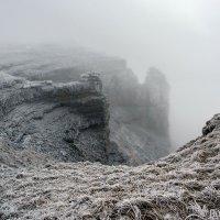 Туманный Бермамыт. Северный Кавказ :: Сергей