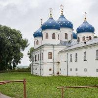 Юрьев монастырь под В.Новгородом :: El Кондукова