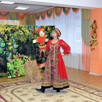 Петрушка :: Ната57 Наталья Мамедова