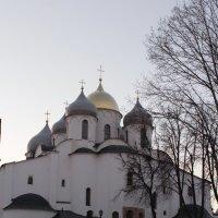 Софийский Собор. Великий Новгород. :: Олег Фролов
